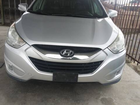 2010 Hyundai Tucson for sale at AJ'S Auto Sale Inc in San Bernardino CA