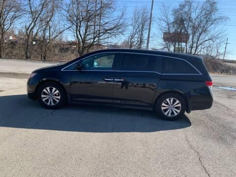 2014 Honda Odyssey for sale at Elite Auto Plaza in Springfield IL