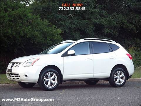 2009 Nissan Rogue for sale at M2 Auto Group Llc. EAST BRUNSWICK in East Brunswick NJ