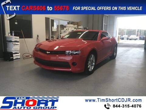 2014 Chevrolet Camaro for sale at Tim Short Chrysler in Morehead KY
