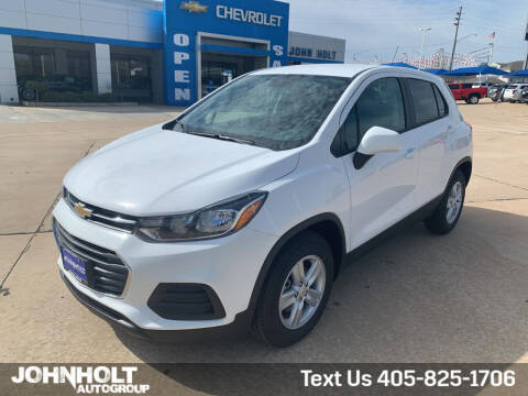 2020 Chevrolet Trax for sale at JOHN HOLT AUTO GROUP, INC. in Chickasha OK