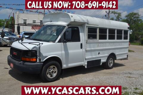 2005 GMC Savana Cutaway for sale at Your Choice Autos - Crestwood in Crestwood IL