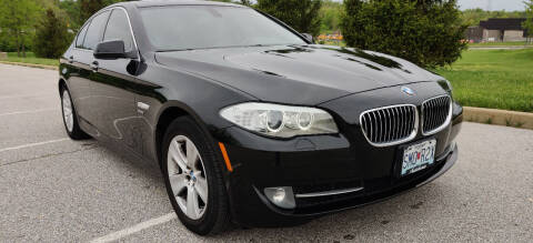 2012 BMW 5 Series for sale at Auto Wholesalers in Saint Louis MO