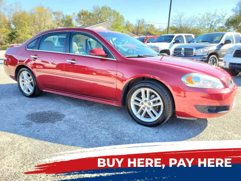 2014 Chevrolet Impala Limited for sale at Rodgers Enterprises in North Charleston SC