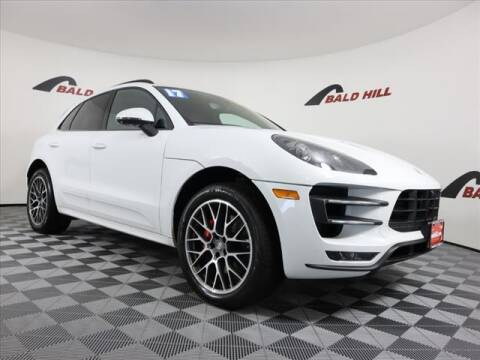 2017 Porsche Macan for sale at Bald Hill Kia in Warwick RI