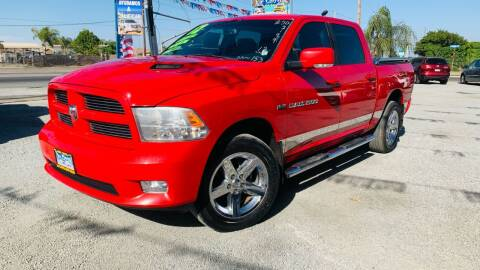 2012 RAM Ram Pickup 1500 for sale at La Playita Auto Sales Tulare in Tulare CA