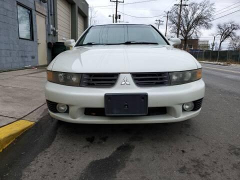 2002 Mitsubishi Galant for sale at SUNSHINE AUTO SALES LLC in Paterson NJ