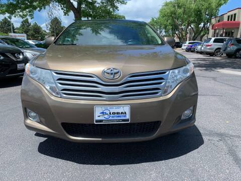 2011 Toyota Venza for sale at Global Automotive Imports of Denver in Denver CO