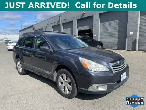 2011 Subaru Outback for sale at Toyota of Seattle in Seattle WA