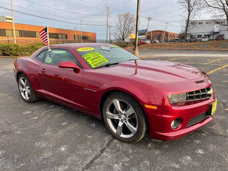2010 Chevrolet Camaro for sale at Fields Corner Auto Sales in Dorchester MA