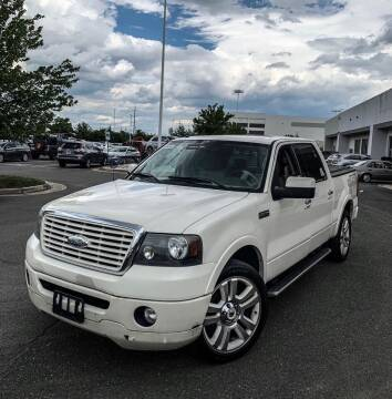 2008 Ford F-150 for sale at Super Bee Auto in Chantilly VA