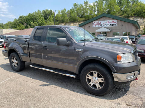 2005 Ford F-150 for sale at Gilly's Auto Sales in Rochester MN