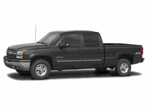 2003 Chevrolet Silverado 1500HD for sale at Sundance Chevrolet in Grand Ledge MI