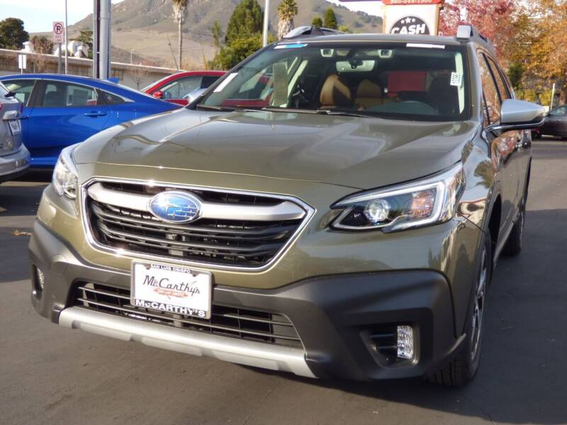2020 Subaru Outback for sale at McCarthy Wholesale in San Luis Obispo CA