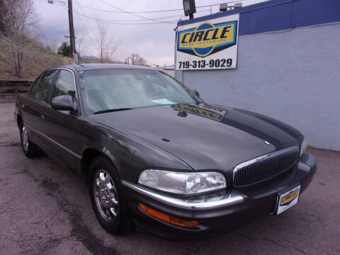 2003 Buick Park Avenue for sale at Circle Auto Center in Colorado Springs CO