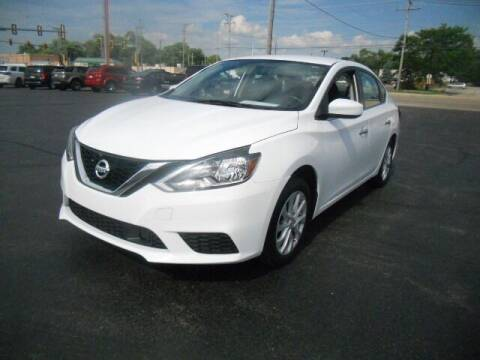 2019 Nissan Sentra for sale at Windsor Auto Sales in Loves Park IL