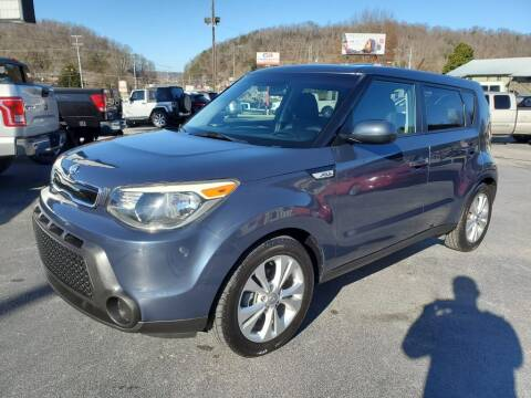 2015 Kia Soul for sale at MCMANUS AUTO SALES in Knoxville TN