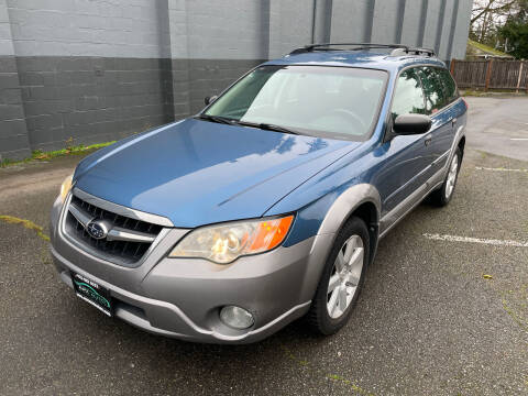 2008 Subaru Outback for sale at APX Auto Brokers in Lynnwood WA