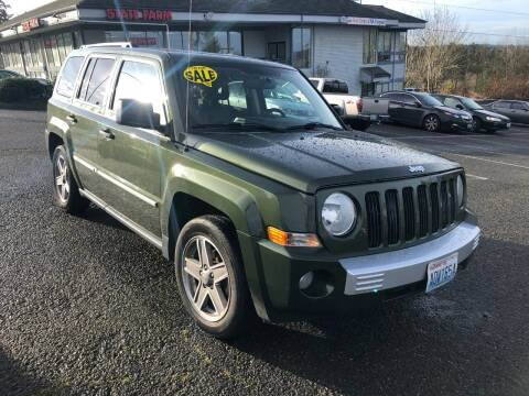 2008 Jeep Patriot for sale at KARMA AUTO SALES in Federal Way WA