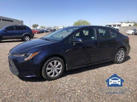 2020 Toyota Corolla for sale at MyAutoJack.com @ Auto House in Tempe AZ