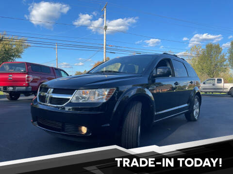 2010 Dodge Journey for sale at Woolley Auto Group LLC in Poland OH