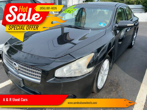 2009 Nissan Maxima for sale at A & R Used Cars in Clayton NJ