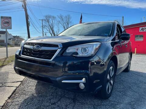 2018 Subaru Forester for sale at AUTORAMA SALES INC. - Farmingdale in Farmingdale NY
