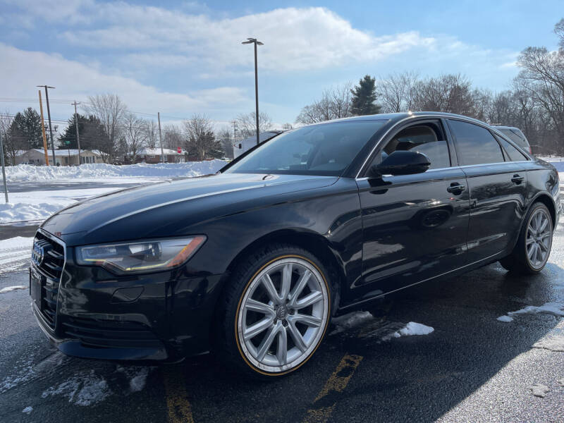 2014 Audi A6 for sale at A 1 Motors in Monroe MI