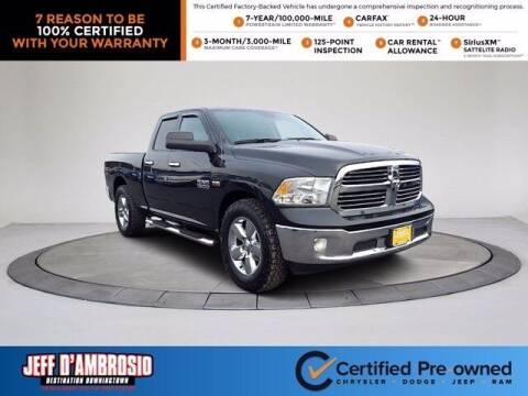 2016 RAM Ram Pickup 1500 for sale at Jeff D'Ambrosio Auto Group in Downingtown PA