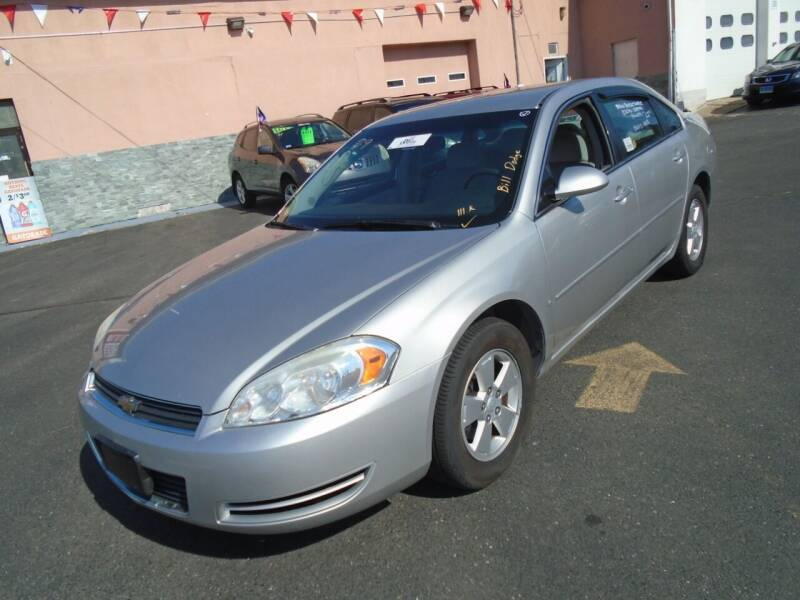 2007 Chevrolet Impala for sale at Broadway Auto Services in New Britain CT