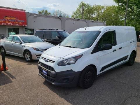 2018 Ford Transit Connect Cargo for sale at Redford Auto Quality Used Cars in Redford MI