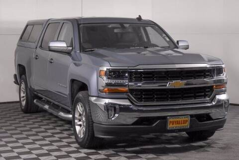 2016 Chevrolet Silverado 1500 for sale at Chevrolet Buick GMC of Puyallup in Puyallup WA
