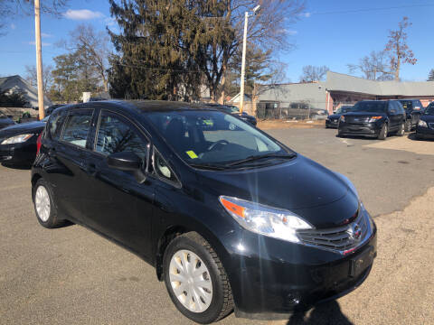 2015 Nissan Versa Note for sale at Chris Auto Sales in Springfield MA