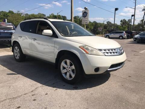 2006 Nissan Murano for sale at Popular Imports Auto Sales in Gainesville FL