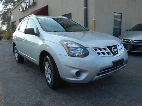 2015 Nissan Rogue Select for sale at AutoStar Norcross in Norcross GA