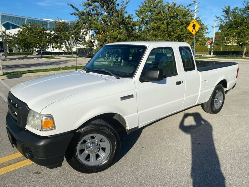 2008 Ford Ranger for sale at Winners Autosport in Pompano Beach FL