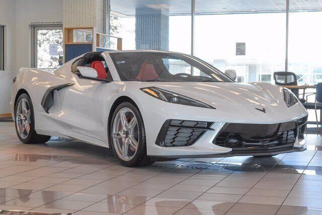 2021 Chevrolet Corvette for sale at Washington Auto Credit in Puyallup WA