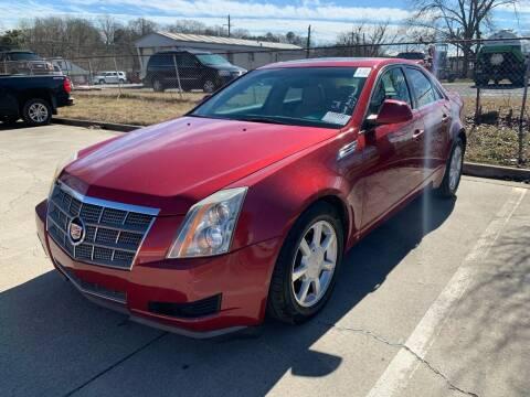 2008 Cadillac CTS for sale at Diana Rico LLC in Dalton GA
