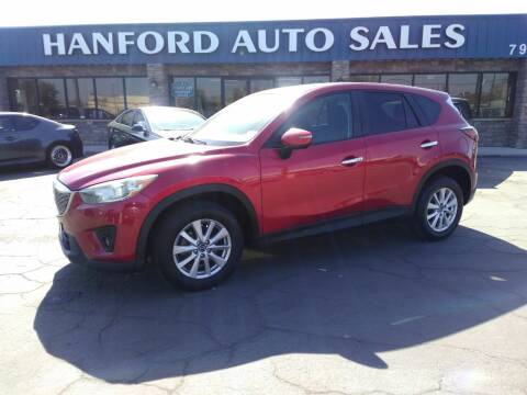 2015 Mazda CX-5 for sale at Hanford Auto Sales in Hanford CA