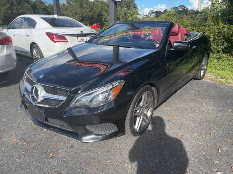 2014 Mercedes-Benz E-Class for sale at Used Car Factory Sales & Service in Port Charlotte FL