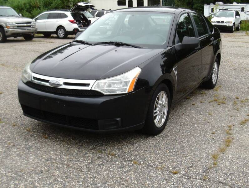 2008 Ford Focus for sale at Cars R Us Of Kingston in Kingston NH