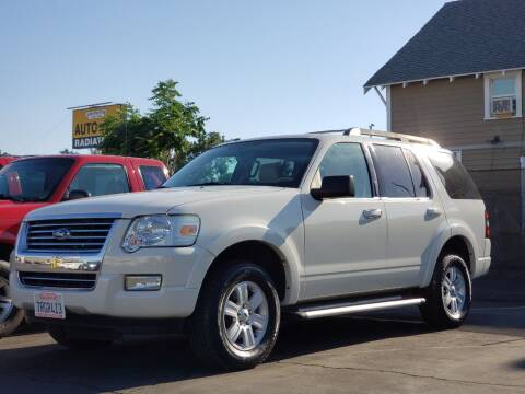 2009 Ford Explorer for sale at First Shift Auto in Ontario CA