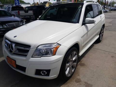 2010 Mercedes-Benz GLK for sale at Springfield Select Autos in Springfield IL