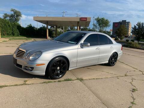 2008 Mercedes-Benz E-Class for sale at Xtreme Auto Mart LLC in Kansas City MO