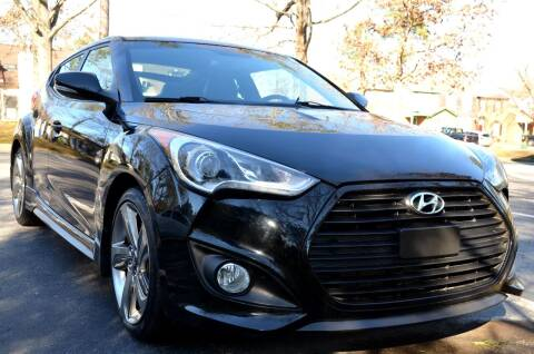 2013 Hyundai Veloster Turbo for sale at Prime Auto Sales LLC in Virginia Beach VA