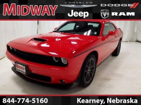 2021 Dodge Challenger for sale at MIDWAY CHRYSLER DODGE JEEP RAM in Kearney NE