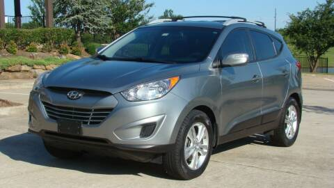 2012 Hyundai Tucson for sale at Red Rock Auto LLC in Oklahoma City OK
