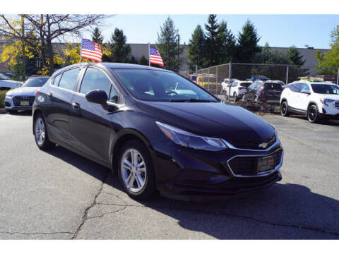 2017 Chevrolet Cruze for sale at Classified pre-owned cars of New Jersey in Mahwah NJ