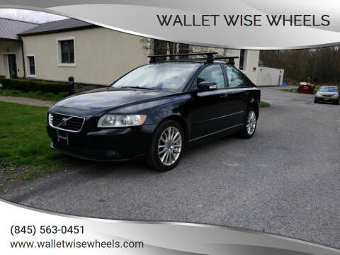 2010 Volvo S40 for sale at Wallet Wise Wheels in Montgomery NY