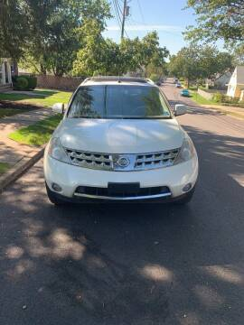 2007 Nissan Murano for sale at Pak1 Trading LLC in South Hackensack NJ
